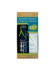 A-DERMA PHYS-AC PACK GEL + CREMA